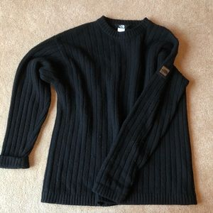 Vintage The North Face wool crewneck sweater